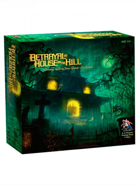 Betrayal at House on the Hill (Предательство в доме на холме)