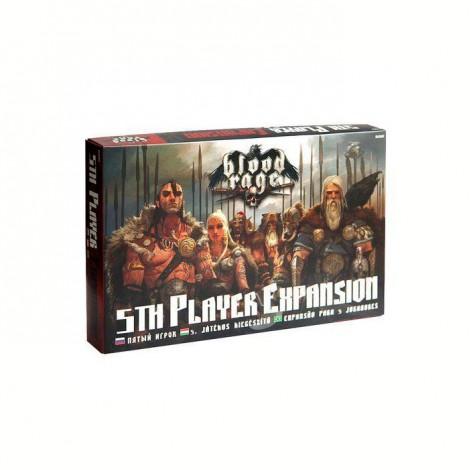 Кровь и ярость: Пятый игрок (Blood Rage: 5th Player Expansion)