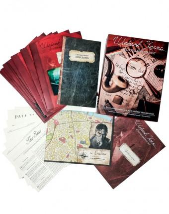 Шерлок Холмс, детектив-консультант: Джек-потрошитель и вест-эндские приключения (Sherlock Holmes Consulting Detective: Jack the Ripper & West End Adventures)