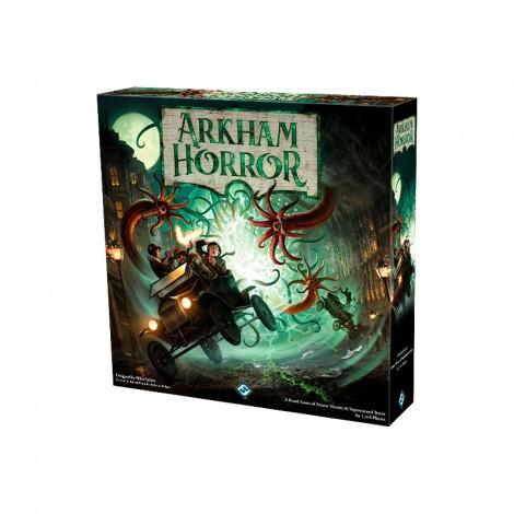 Arkham Horror: Third Edition (Ужас Аркхэма: Третья редакция)