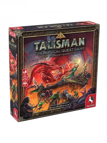 Talisman: Revised 4th Edition (Талисман: Исправленное четвертое издание)
