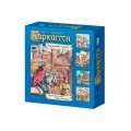 Каркассон: Королевский подарок (Carcassonne Big Box)