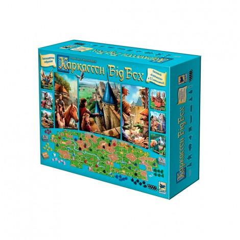 Каркассон: Big Box (Carcassonne Big Box 6)
