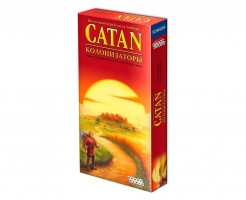 Колонизаторы: Расширение для 5-6 игроков (Catan: 5-6 Player Extension)
