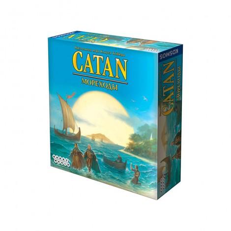 Колонизаторы: Мореходы (Catan: Seafarers)