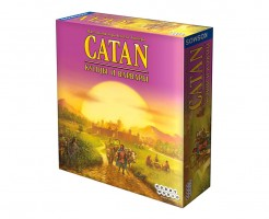 Колонизаторы: Купцы и варвары (Catan: Traders & Barbarians)