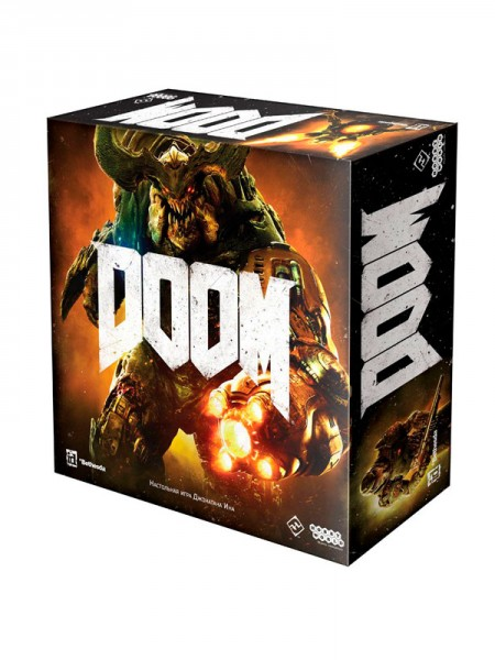 DOOM: Настольная игра (Doom: The Board Game)