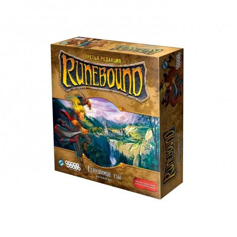 Runebound: Третья редакция - Нерушимые узы (Runebound: Third Edition - Unbreakable Bonds)