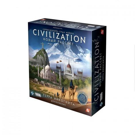 Цивилизация Сида Мейера: Новый рассвет - Терра инкогнита (Sid Meier's Civilization: A New Dawn - Terra Incognita)