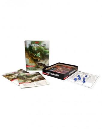 Dungeons & Dragons: Стартовый набор (Dungeons & Dragons Starter Set)