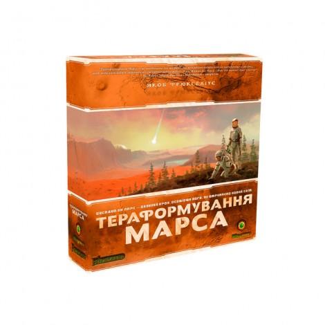 Тераформування Марса (Покорение Марса, Terraforming Mars)