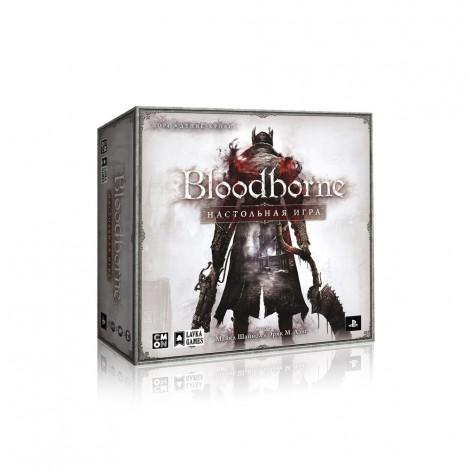 Bloodborne: Настольная игра (Bloodborne: The Board Game)