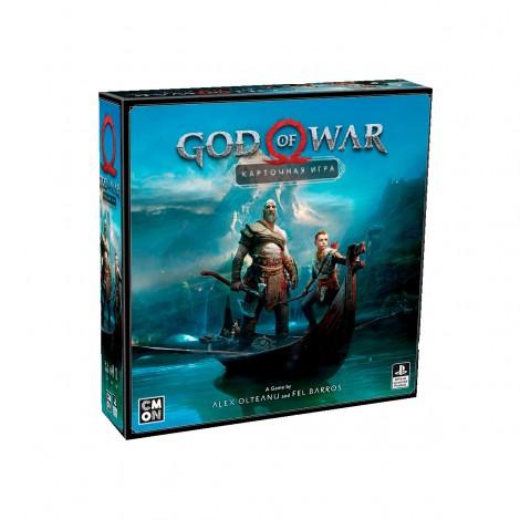 Бог войны: Карточная игра (God of War: The Card Game)