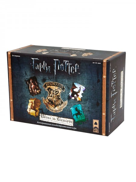 Гарри Поттер: Битва за Хогвартс - Чудовищная коробка чудищ (Harry Potter: Hogwarts Battle - The Monster Box of Monsters Expansion)