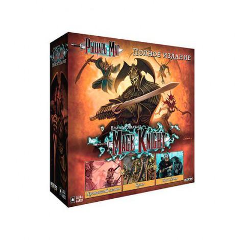 Рыцарь-маг: Полное издание (Mage Knight: Ultimate Edition)