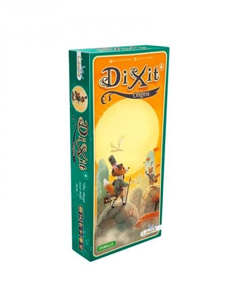Dixit 4: Origins (Диксит 4: Истоки)