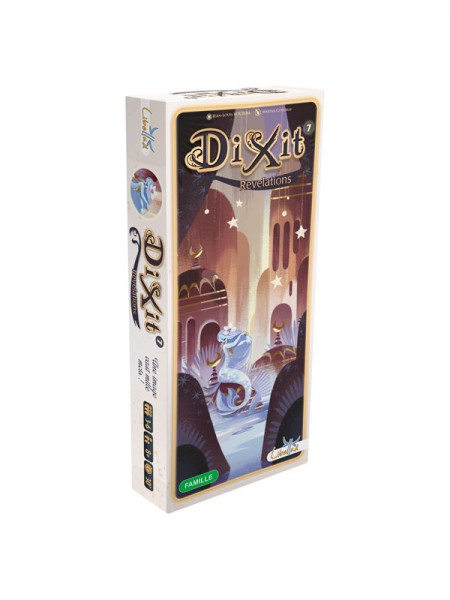 Dixit 7: Revelations (Диксит 7: Откровения)