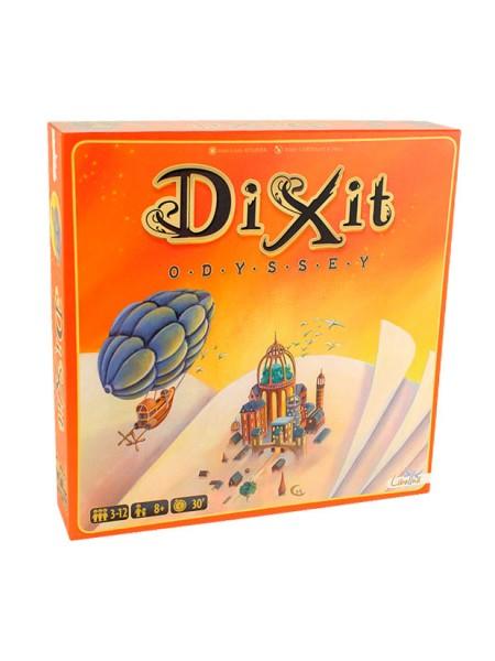Dixit: Odyssey (Диксит: Одиссея)