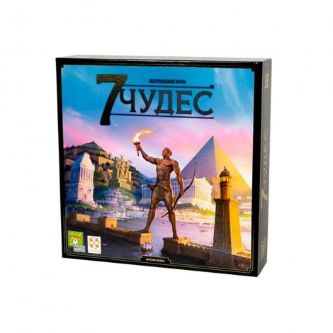 7 Чудес: Второе издание (7 Wonders: Second Edition)