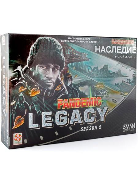 Пандемия Наследие: Сезон 2 (Pandemic Legacy: Season 2)