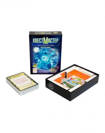КвестМастер: Тайна доктора Тайма (Deckscape: Test Time)