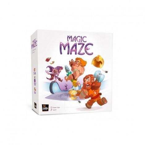 Magic Maze (Магомаркет)