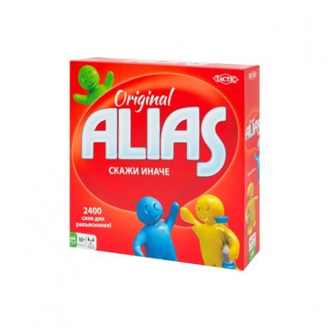 Алиас, Скажи иначе (Alias)