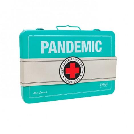 Pandemic 10th Anniversary Edition (Пандемия: Юбилейное издание)
