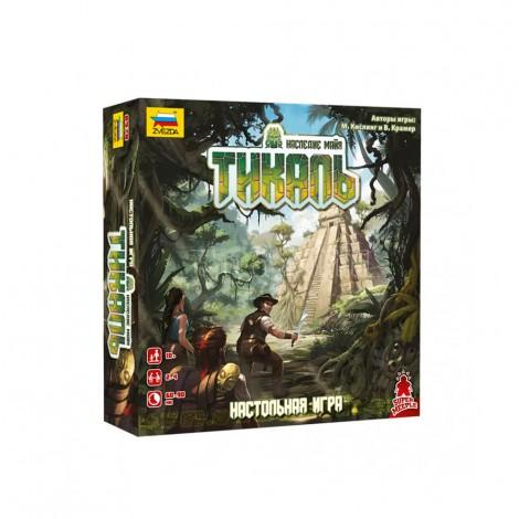 Тикаль (Tikal)